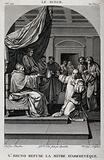 Saint Bruno refuses an archbishopric