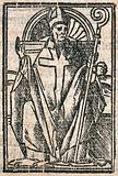 Saint Augustine of Hippo (?)