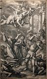 Martyrdom of Saint Cosmas and Saint Damian
