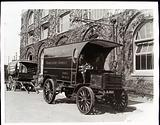 Burrough's Wellcome & Co Manufacturing chemist delivery van, Dartford, Kent