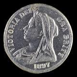 Queenn Victoria Coin