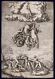 The fall of Phaethon