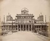 Kaiser Bagh, Lucknow, India: the King's Palace