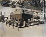 The 1904 World's Fair, St Louis, Missouri: the United States Incandescent Lamp Company exhibition stand
