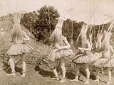 Ceremonial dance or war dance