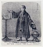 The Reverend Bob Taylor, preacher at Surrey Rotunda, 1825–26
