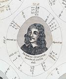Astrological birth chart for Nicholas Culpeper