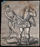 Dance of death: death and the pedlar