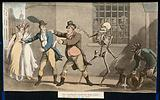 The dance of death: the catchpole