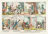 A day in the life of Tsar Alexander I of Russia, in London, 1814