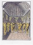 The temple of Solomon at Jerusalem: interior
