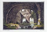 Tivoli: ruins of the villa of Maecenas