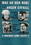 Care of elderly people in Wales