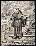The blessed Benvenuto of Gubbio as patron of the weak and enfeebled