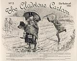 William Gladstone on the Midlothian campaign of 1879–80 runs to relieve an old woman of her burden