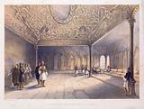Janina, Albania (subsequently Greece): the audience chamber of Ali Pasha