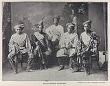 Malay Chiefs, Mindanao
