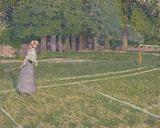 Tennis at Hertingfordbury