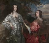 Katherine, Countess of Chesterfield, and Lucy, Countess of Huntingdon