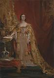 Queen Victoria Taking the Coronation Oath, June 28, 1838