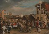 An Extensive View of the Oxford Races