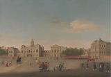 View of Horse Guards and Whitehall