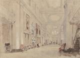 Long Library at Blenheim Palace