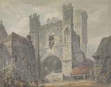 St Augustine's Gate, Canterbury