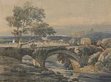 The Old Bridge in Devon