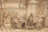 Dinner Party at a Mandarin's House