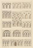 Arcades: of Interlaced Mouldings
