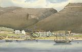 The Admiral House, Simon's Town, Cape of Good Hope