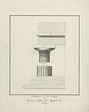 No 10 Architecture of the Temple of Minerva Polias and Neptune the King