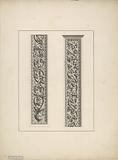 Architectural detail of Column of Arch at Tripoli