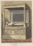 Tomb of an unidentified King's Nurse from Hampton Church
