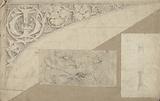 Design for an Ornamented Spandrel