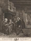 Dutch Interior Kitchen Scene