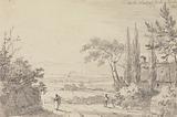 On the Newport Road, April 1826
