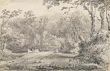 Paradise Lane, Cheshunt, 21 May 1814
