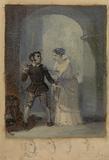 Katherina and Grumio