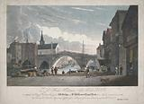York, the Old Bridge and St William's Chapel