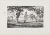 View of St James' s Church, Park Hill, Clapham