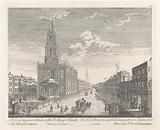 A View of Somerset House with St Mary's Church