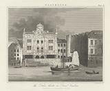 The Duke's Theatre in Dorset Gardens