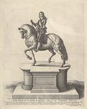 The Statue of King Charles – the first at Charing Cross