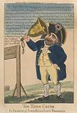 The Town Cryer, in Search of John Bull's Lost Property