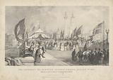 The Ceremony of Opening London Bridge, August 1, 1831