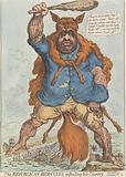 The Republican – Hercules Defending His Country