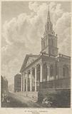 St Martin's Church Westminster