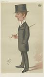 Vanity Fair: Turf Devotees; 'Horses', The Earl of Rosebery, June 3, 1876
